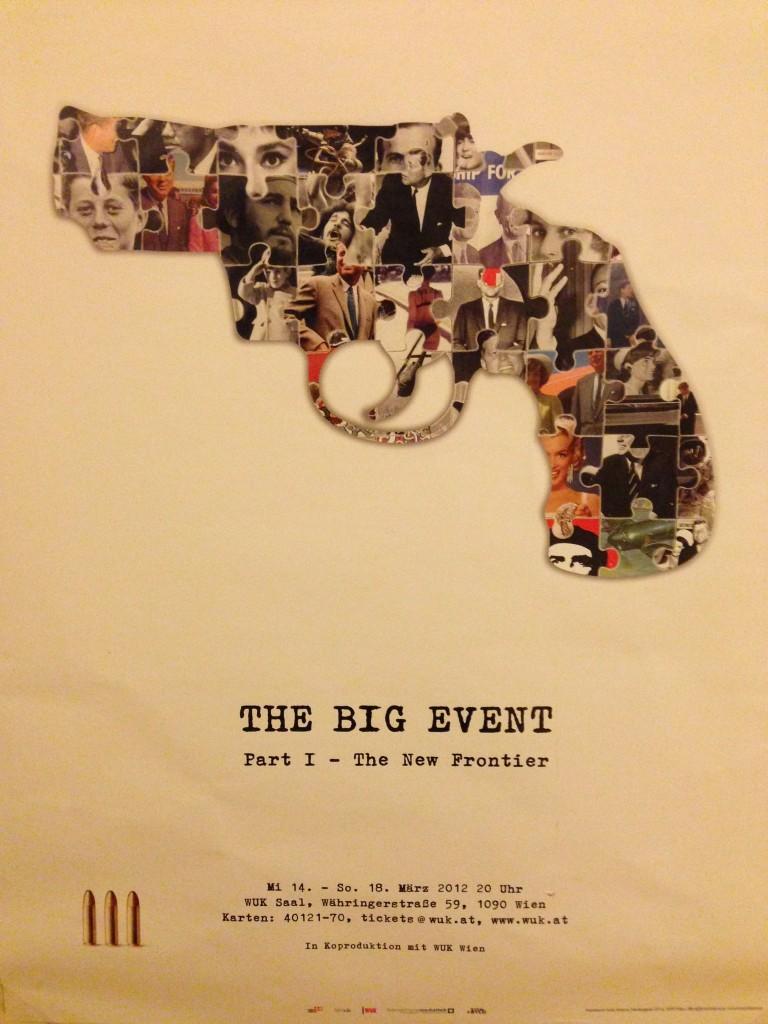 Poster Big Event part 1-New Frontier