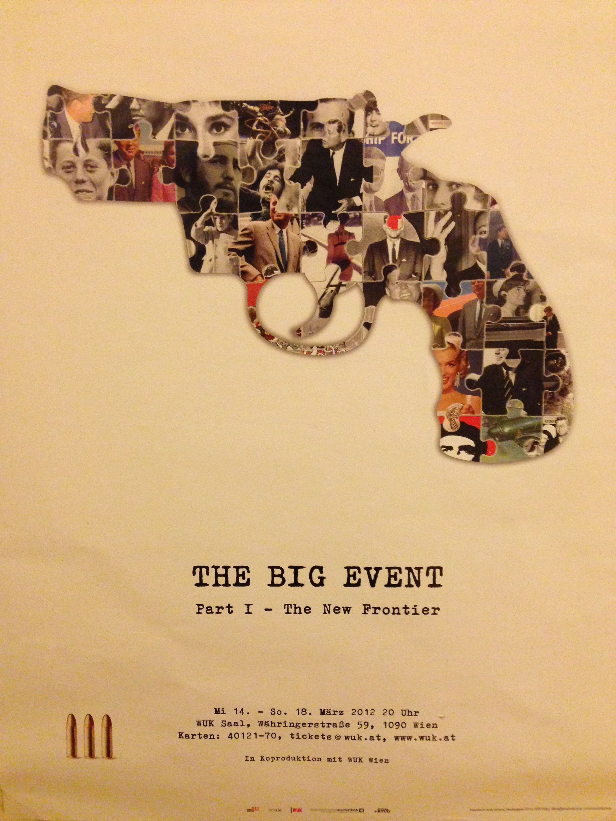 The Big Event 1 – 3 Peter Stamer
