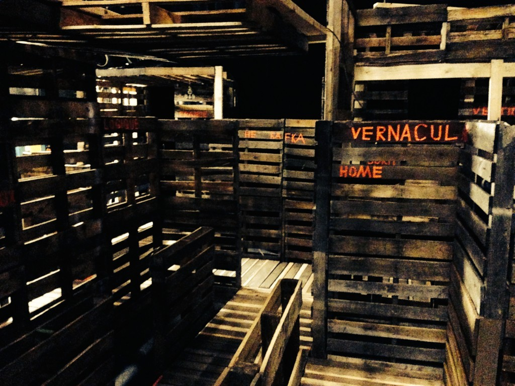 Vernacular pallet